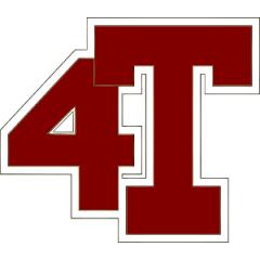 Logo U.S.D. Pall. 4 Torri