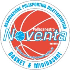Logo Pallacanestro Noventa Pol. Dil.
