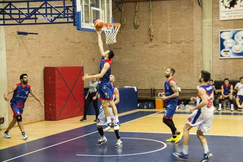 Il Bologna Basket 2016 concede il bis contro Anzola e vola in semifinale
