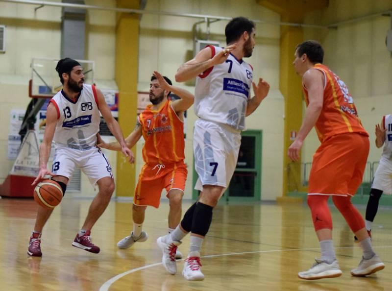 Bologna Basket 2016 batte Modena con Fin, Cortesi e i giovani