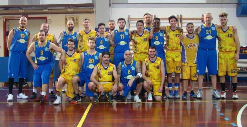 Basket Roncaglia: All Staff Game 2017-18