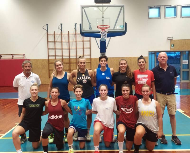 È cominciata la stagione della nostra Serie B Femminile 2021/2022