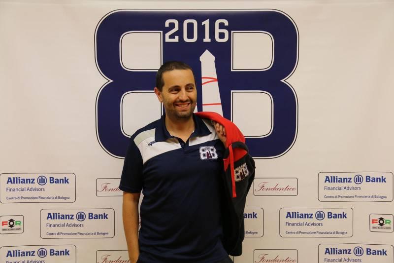 Coach Matteo Lolli: