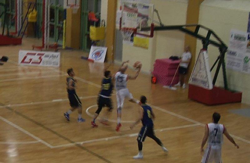Bologna Basket 2016 sconfitto dal Castel Guelfo