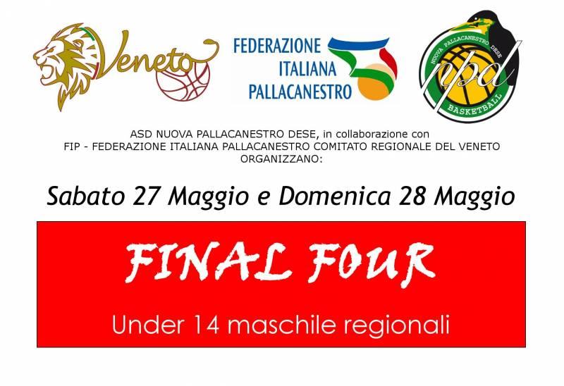 Non è finita: Final Four Regionali per gli U14!!