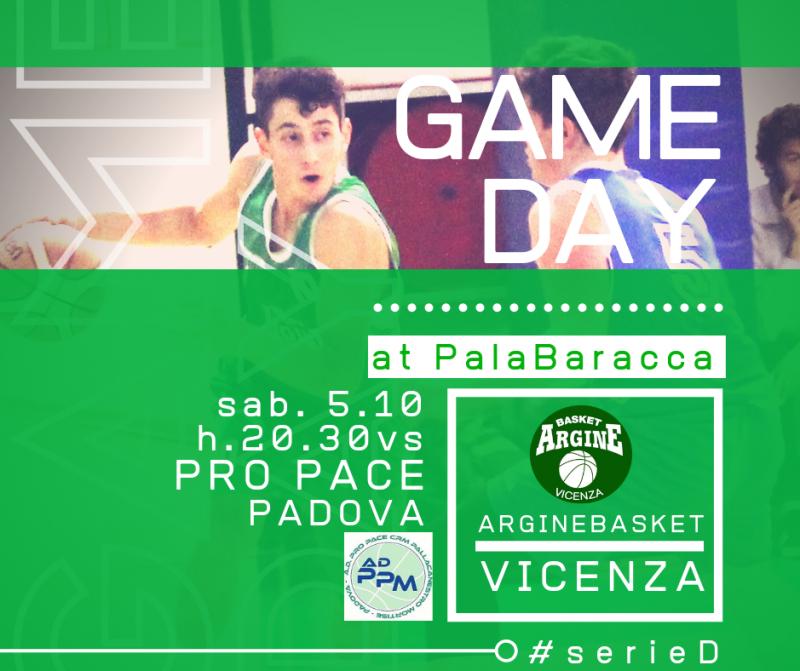 Green contro green! In serie D L'ARGINE riparte dalla ProPace Padova.