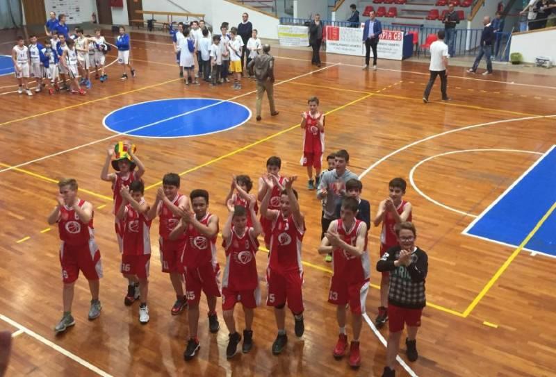 Under 13 Campione Provinciale 2015/2016