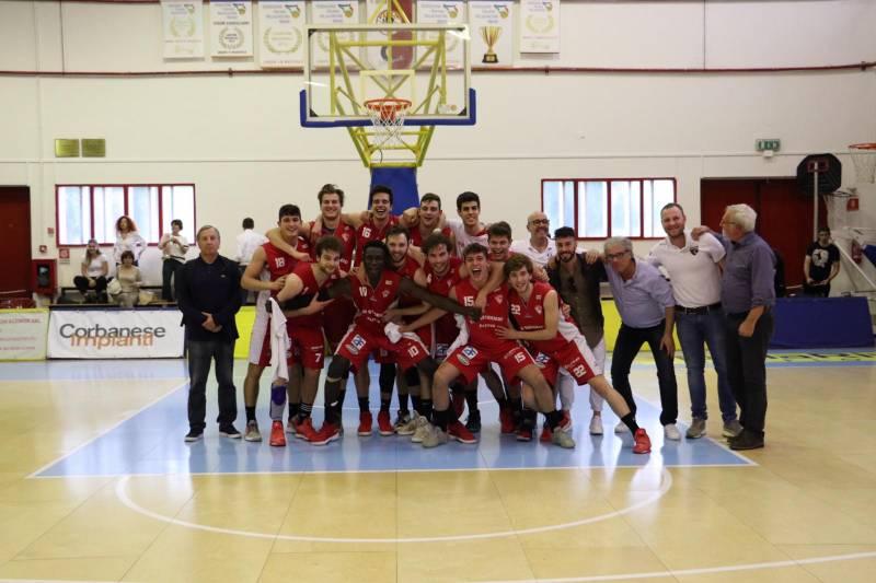 Anche gara-2 è del Guerriero, Padova resta in C Gold!