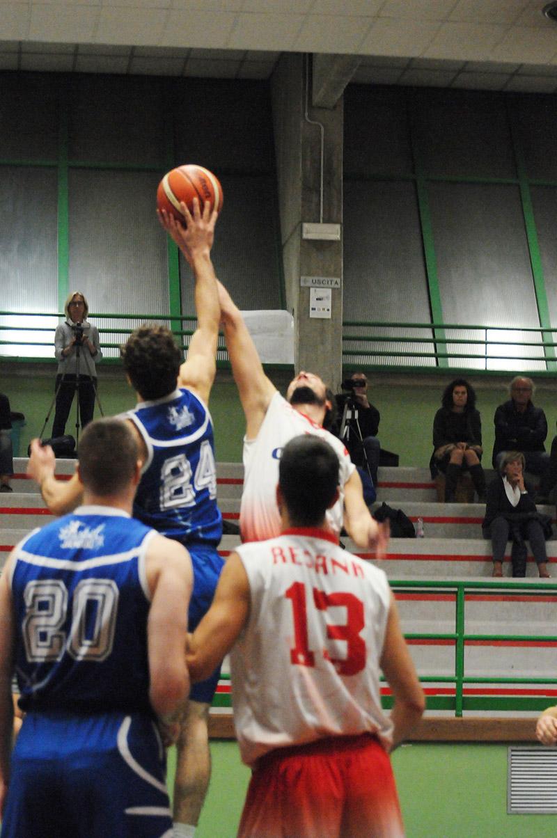 Commento Basket Resana