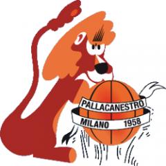 Logo Pallacanestro Milano 1958