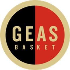 Logo Societ&agrave A.S.D. GEAS Basket