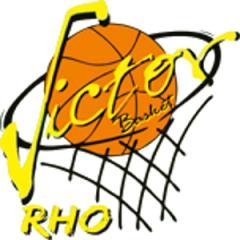 Logo Victor Rho Basket