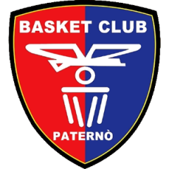 Logo Societ&agrave A.S.D. Basket Club Paterno