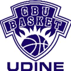 Logo Cestistica Basket Udine
