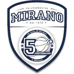 Logo Pallacanestro Mirano
