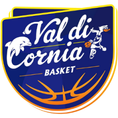 Logo Valdicornia Basket