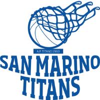 Logo Societ&agrave A.S.D. Pallacanestro Titano San Marino
