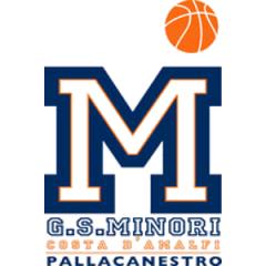 Logo Società G.S. Minori Pallacanestro A.S.D.