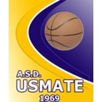 Logo Società A.S.D. Usmate Velate