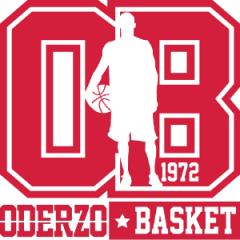 Logo Societ&agrave Basket Oderzo S.S.D.a.R.L.