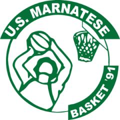 Logo U.S. Marnatese Basket