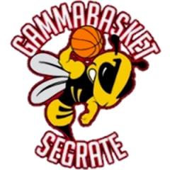 Logo Gamma Basket Segrate