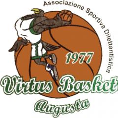 Logo Societ&agrave A.S. Virtus Augusta Basket