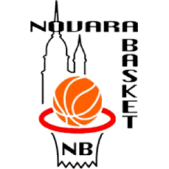 Logo Società Novara Basket A.S.D.