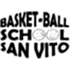 Logo Basket Ball School San Vito
