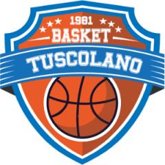 Logo Basket Tuscolano Roma