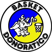 Logo Società G.S. Basket UISP Donoratico A.S.D.