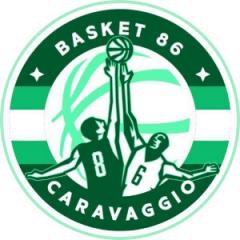 Logo Basket 86 Caravaggio