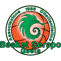 Logo Serapo Basket 85 Gaeta
