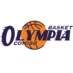 Logo Societ&agrave A.Dil. Olympia Basket Comiso