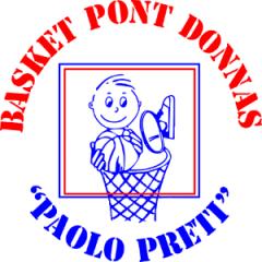 Logo Basket Pont Donnas Paolo Preti
