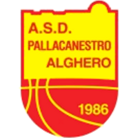 Logo Societ&agrave A.S.D. Pallacanestro Alghero 1986