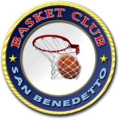 Logo Basket Club S.Benedetto