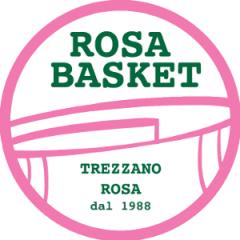 Logo Rosa Basket Trezzano