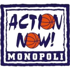 Logo Societ&agrave A.S.D. Action Now! Monopoli