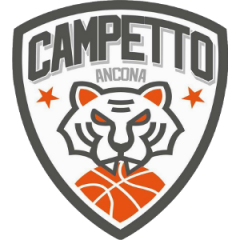 Logo Societ&agrave A.S.D. Campetto Basket Ancona