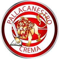 Logo Pall. Crema