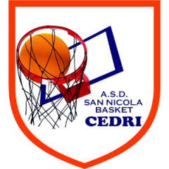 Logo S. Nicola Basket Cedri
