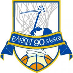 Logo Società A.S.Dil. Basket 90 Sassari