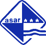 Logo Asar Basket Romans