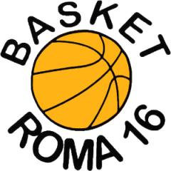 Logo Roma XVI Basket
