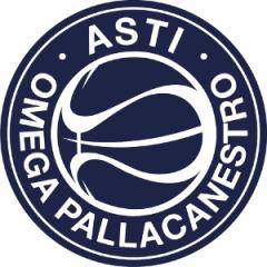 Logo Societ&agrave Omega Pallacanestro Asti