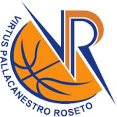Logo Società Virtus Pallacanestro Roseto A.S.D.