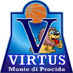 Logo Societ&agrave Pol. Virtus Monte di Procida A.S.D.