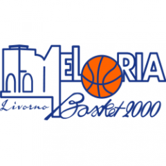 Logo Meloria Basket 2000