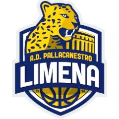 Logo Societ&agrave Pallacanestro Limena A.D.